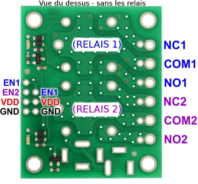 Usage du module Bi-Relais